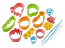 Different Food Shapes