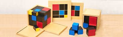 The Montessori approach