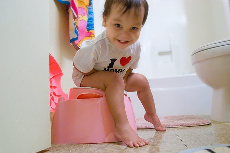 Potty Training Readiness