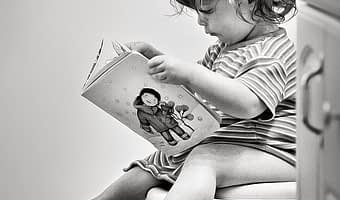 How to Potty Train Little Girls